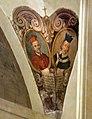 Firenze, palazzo arcivescovile, sala coi ritratti dei vescovi fiorentini, jacopo antonio morigia e leone strozzi.jpg