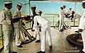 Firing a Six Pounder by Enrique Muller 1907 (26685035203).jpg