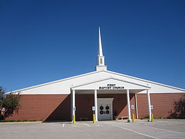 First Baptist Church of Jourdanton, TX IMG 2559.JPG