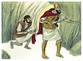 First Book of Samuel Chapter 24-3 (Bible Illustrations by Sweet Media).jpg