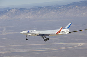 First X-48B flight.jpg