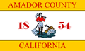 Flag of Amador County, California.png