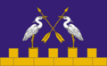 Flag of Kokshayskoe (Mariy El).png