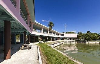 Flamingo, Monroe County, Florida - Flamingo Visitor Center