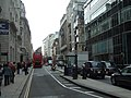 Fleet Street with congestion - geograph.org.uk - 1856868.jpg