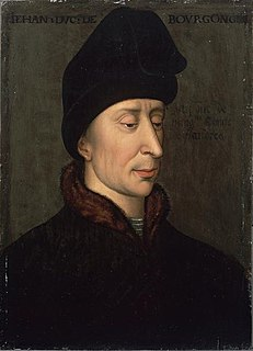 John the Fearless 14th/15th-century Duke of Burgundy