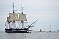 Flickr - Official U.S. Navy Imagery - USS Constitution sets sail..jpg