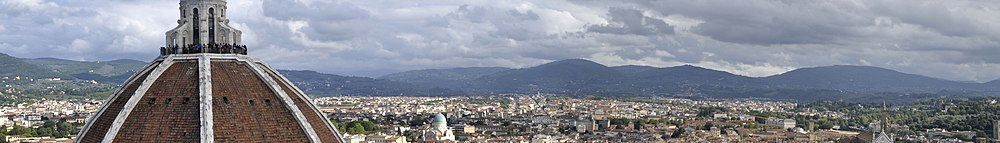 Florence, Italy banner-Duomo of Florence and city view.jpg