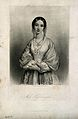 Florence Nightingale. Stipple engraving by W. H. Mote after Wellcome V0004307.jpg