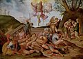 Florentine painter - Christ Resurrected GG 215.jpg