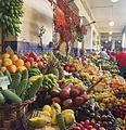 Flores e frutas no Mercado dos Lavradores (33469785316).jpg