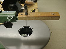 [DIAGRAM_38DE]  Hot-wire foam cutter - Wikipedia | Hot Wire Foam Cutter Design Diagram |  | Wikipedia