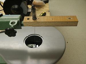Hot-wire foam cutter - Simple hot wire foam cutting table