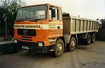 Foden 4250 , West Norfolk 1989.jpg