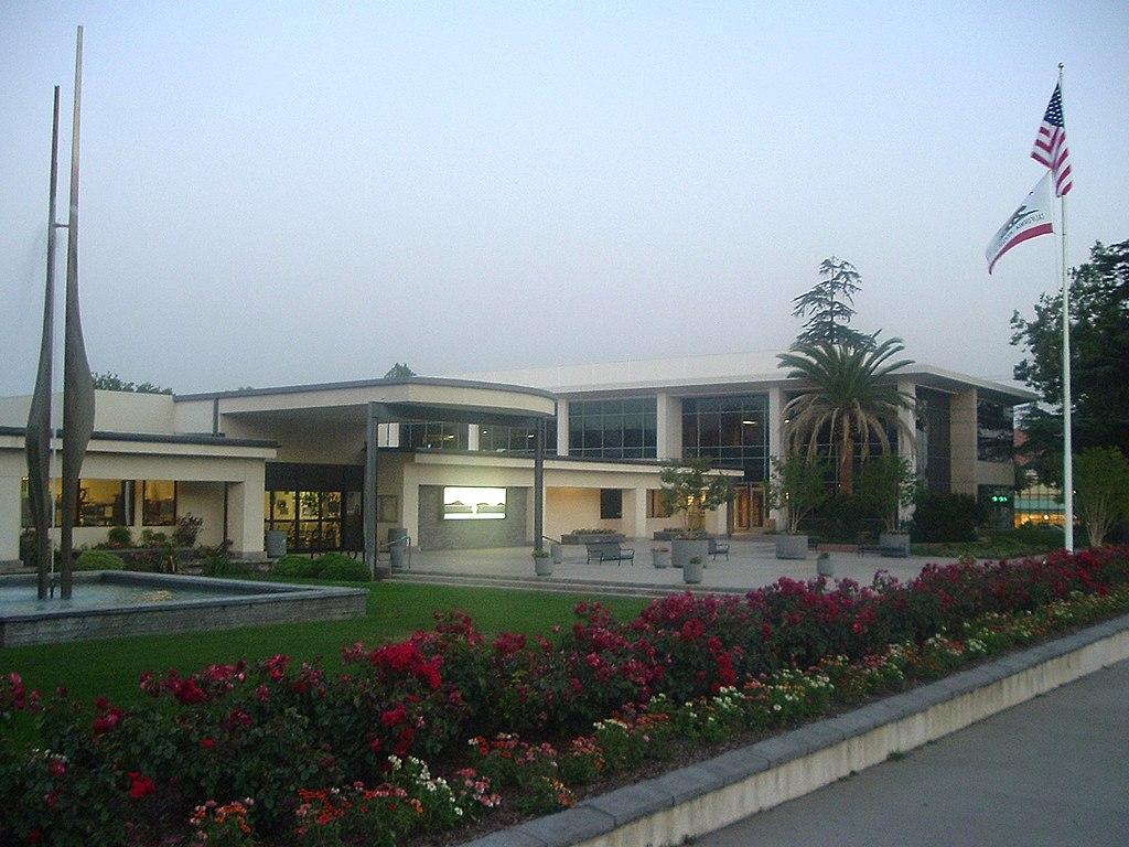 City Hall Of Fontana California