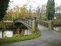 Footbridge over Pendle Water - geograph.org.uk - 1584840.jpg