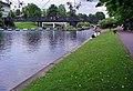 Footbridge to Chesterton Road, River Cam - geograph.org.uk - 875526.jpg