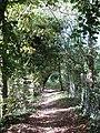 Footpath from Farm Lane - geograph.org.uk - 1473959.jpg