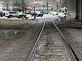 Forest Hills - Arborway Yard lead.JPG