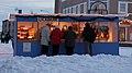 Fortune wheel stall, Hedemora julskyltning.jpg