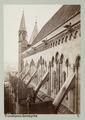 Fotografi av Trondheims domkyrka, Norge - Hallwylska museet - 105785.tif