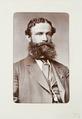 Fotografiporträtt på man med skägg - Hallwylska museet - 107780.tif