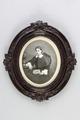 Fotografiskt porträtt av Wilhllmina von Hallwyl - Hallwylska museet - 87232.tif