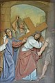 Fourth station of the cross Josef Moroder Lusenberg in Laghel Arco.jpg
