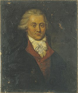 Georges Couthon French politician and lawyer (1755–1794)