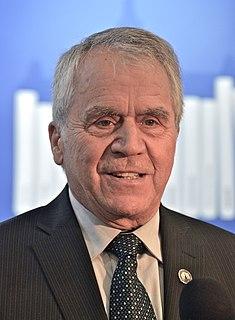 François Gendron Canadian politician