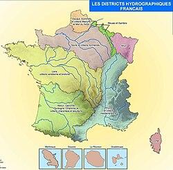Anexo Rios De Francia Wikipedia La Enciclopedia Libre