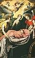Francisco de Zurbarán y Salazar - Die Grablegung der hl. Katharina von Alexandrien auf dem Berg Sinai - 14933 - Bavarian State Painting Collections.jpg