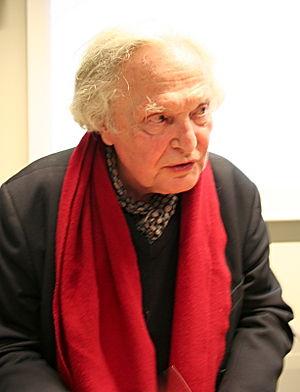 Frank Popper - Frank Popper, 2008