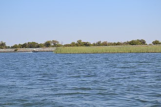 Franks Tract State Recreation Area - Image: Franks Tract in Sacramento–San Joaquin River Delta 4