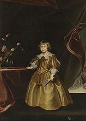 Portrait of an infanta