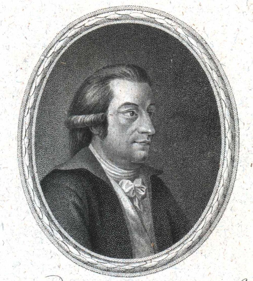Franz Xaver, Baron Von Zach