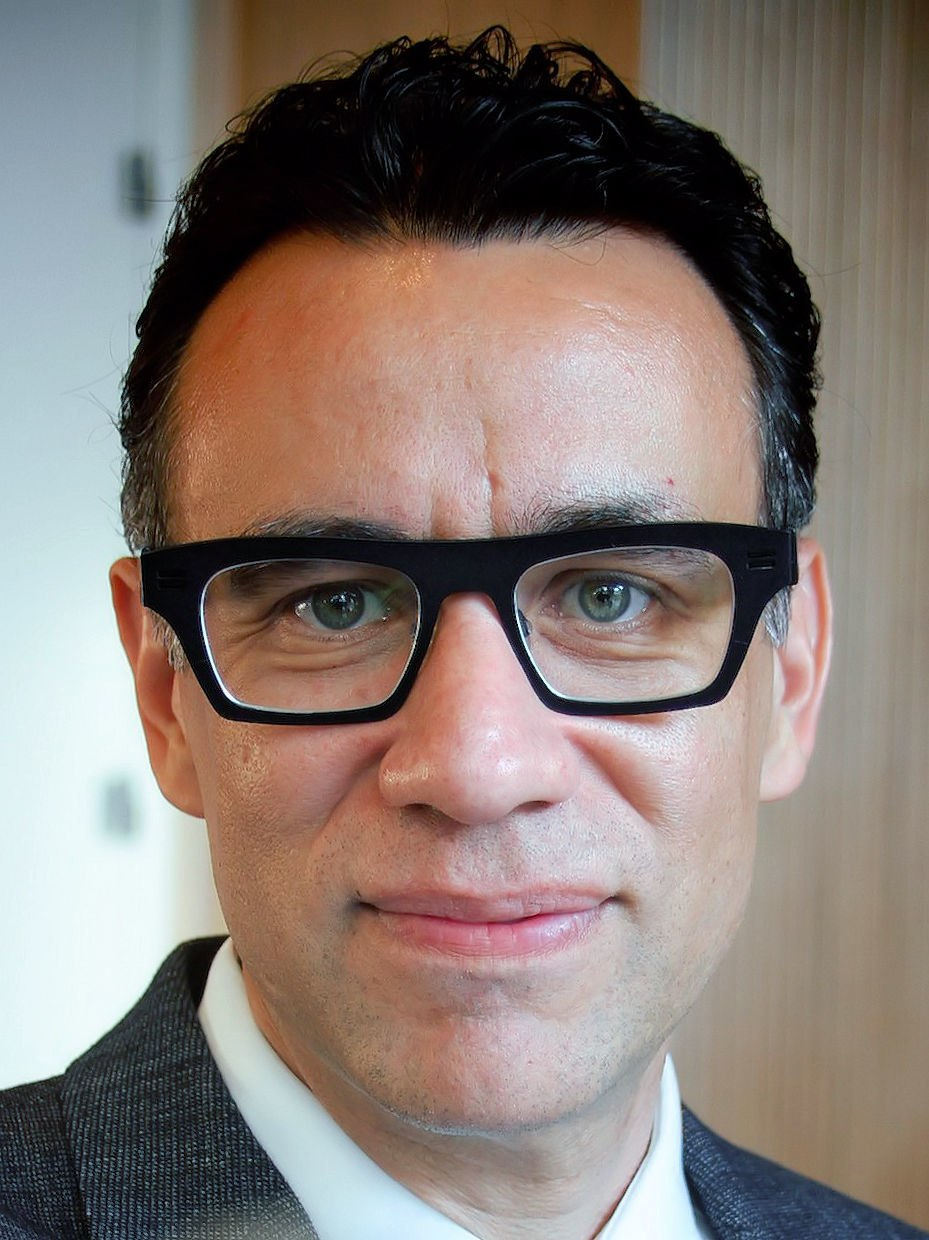 Fred Armisen 2014 cropped and retouched