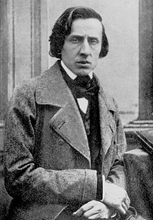 Chopin in 1849