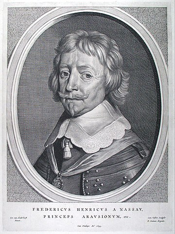 Frederick Henry (Cornelis Visscher, 1649)