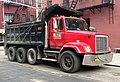 Freightliner FLC112 dump truck, single headlights.jpg