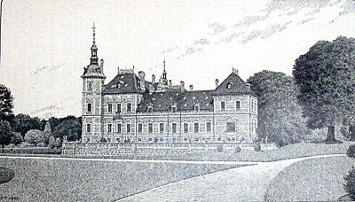 Frijsenborg Slot