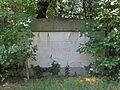 Froon von Kirchrath grave, St. Marx Cemetery, 2016.jpg