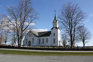Frosta Church Church in Trøndelag, Norway