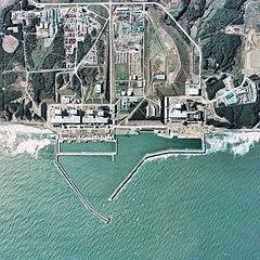 Fukushima I NPP 1975