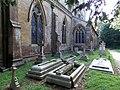 Fulbeck St Nicholas - Fane family plot.jpg
