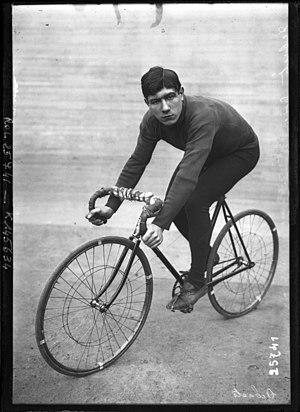 Gérard Debaets - Debaets in 1913