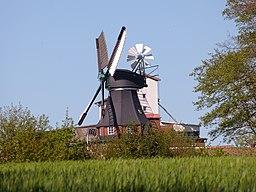 Die Götzberger Mühle in Henstedt-Ulzburg.