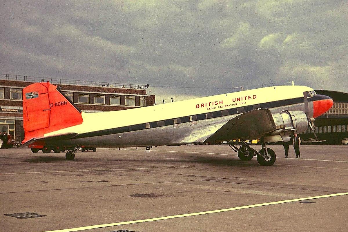 British United Airways Flight 1030X - Wikipedia