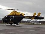 G-YPOL Explorer MD900 Helicopter (32464404955).jpg