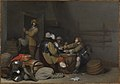 GB-101-Gerard Ter Borch-A Guardroom Interior with Soldiers Smoking and Playing Cards.jpg